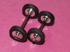 dinky 556 break ID 19 CITROEN 4 jantes concaves chromées pneus noirs + essieux