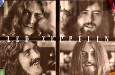 Led Zeppelin #8149 Winterland Poster 35x23 Rare B&W