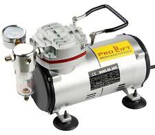 Vakuumpumpe Airbrush AS-20 Kolben- Unterdruckpumpe -0,8bar 120W  230Volt 02508