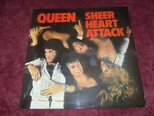 Queen Sheer Heart Attack '74 UK EMI 1st Press Now I'm Here Killer Queen Top Copy