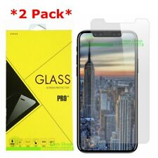 2-Pack Tempered Glass Screen Protector for iPhone XR / XS Max / 11 / 11 Pro Max