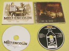A Cause For Concern 4ft Fingers & Millencolin Kingwood Punk 2 CD Albums Punk Roc