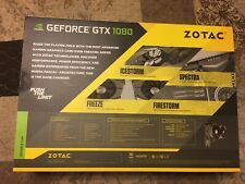 ZOTAC NVIDIA GeForce GTX 1080 Amp Edition 8gb BRAND NEW IN BOX