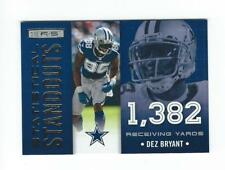 2013 Rookies and Stars Statistical Standouts #17 Dez Bryant Cowboys