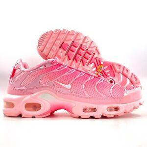 Nike WMNS Air Max Plus City Special Atlanta Pink White DH0155-600 Womens 8.5-9.5