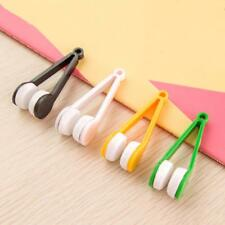 Cleaner Cleaning Brush Wiper Wipe For Glasses Sunglasses Eyeglass Spectacles New