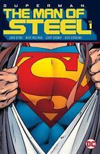 Superman: Man of Steel Hardcover -- DC Comics 2020, John Byrne