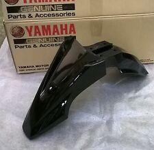 """Yamaha WR 125 X   """"´Schutzblech vorne schwarz Original"""""""