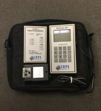 Scope Communications Wirescope 100 Cable Analyzer Remote 12100 see photos