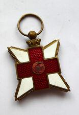 Alte Medaille --Rotes Kreuz-- vermutlich aus den Niederlande