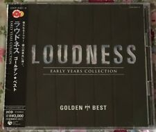Loudness - Early Years Collection 2 CD Japan Edition brand new