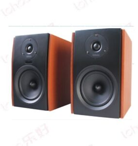 Multimedia active speakers Lohao built in amp 80w+ Silver OCC 3.5mm jack cable
