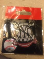 Yankees Old Timers Day Pin