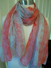 Rayon/Viscose Scarf Scarves & Wraps for Women