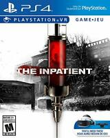 The Inpatient PS4 PlayStation 4 PSVR Virtual Reality Brand New