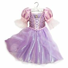 NWT DISNEY STORE Sz 9/10  Rapunzel Tangled Costume NEW