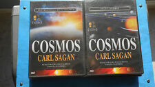 DVD LOTE 8 DVD DOCUMENTALES COSMOS DE CARL SAGAN