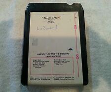 JAMES TAYLOR AND THE FLYING MACHINE RARE 8 TRACK CASSETTE TAPE CARTRIDGE