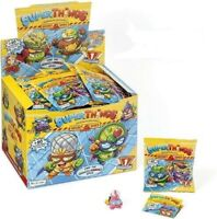 SUPERZINGS SERIE 6 SPIES ONE PACK LOTE 2 SOBRES CON 1 FIGURA.