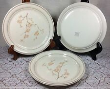Corelle China Blossom Luncheon Plates Set of 4
