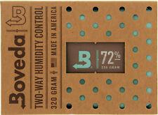 Boveda Humidipak 2-way Humidifer XXL 72% Boveda Befeuchter 320g für Humidore
