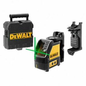 New DEWALT DW088CG Cross Line Green Laser