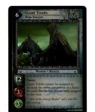LORD OF THE RINGS LoTR  AE AGES END 19P39 ULAIRE TOLDEA, DARK SHADOW CARD