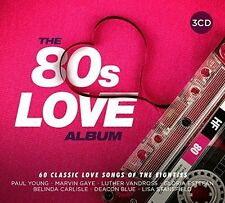 Various Artists - 80s Love Album / Various [New CD] UK - Import