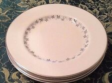 "Royal Doulton Cadence 8"" Salad Plates Set of 4"