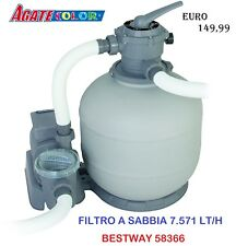 Pompa filtro a sabbia Bestway 58366