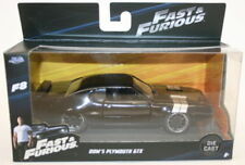 Voitures, camions et fourgons miniatures Jada Toys Fast & Furious pour Plymouth