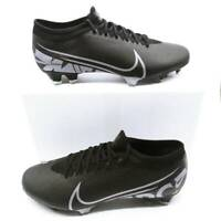 Nike Mens Mercurial Vapor 13 Pro FG Soccer Shoes Black AT7901-001 Cleats 10 New