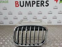 2015-2017 BMW X1 F48 PASSENGERS GRILL KIDNEY GRILL LEFT SIDE N/S 7354823 7383365