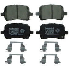Disc Brake Pad Set Front Federated D1028C