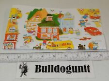 Richard Scarry's Busytown Seek & Play Puzzle Replacement Full Color Mat Only