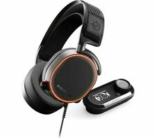 STEELSERIES Arctis Pro + GameDAC 7.1 Gaming Headset - Black