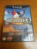 Tony Hawk's Pro Skater 3 (Nintendo GameCube, 2001)(Tested)