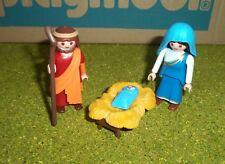 Playmobil BELEN, FIGURAS,ACCESORIOS, NACIMIENTO, PORTAL BELEN