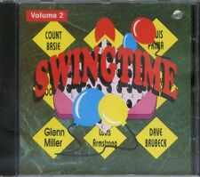 CD Swingtime Volume 2, Harry James, Louis Armstrong, u.a. - Siehe Liste