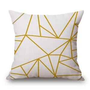"18"" Musical Instrument Pattern Short Plush Cushion Cover Pillow Case Home Decor"