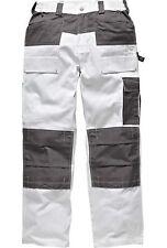 Hombre Dickies Pantalones Con Bolsillos Acojinado En Las Rodillas PINTORES
