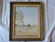 Original Oil Painting Max Boyd Country Life Great Provenance gift from artist