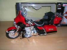 Maisto Harley-Davidson 2013 alignement de descente FLHTK Electra Ultra Limitée