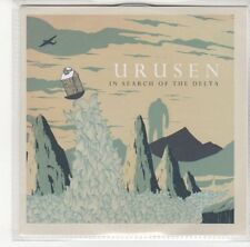 (DL769) Urusen, In Search of the Delta - 2012 DJ CD