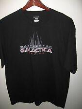 Battlestar Galactic Online BigPoint Science Fiction Computer Game T Shirt XLarge
