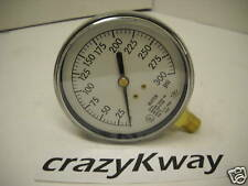 """1X748 WATER PRES GAUGE 3.5"""" DIAL FOR FIRE PROTECTION"""