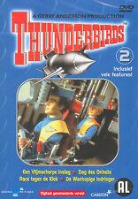 THUNDERBIRDS DEEL 2 - DIGITAAL GEREMASTERD - SEALED DVD