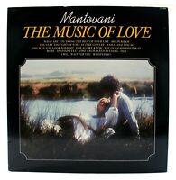 "Mantovani & His Orchestra – The Music Of - CN2069 12"" LP Vinyl 1984 FREE UK P&P"