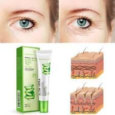 Aloe Moisturizing Eye Cream Remove Dark Circle Puffiness Anti Wrinkles Whitening