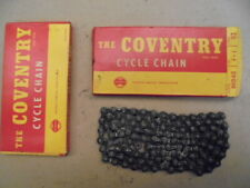 Vintage Bicycle Chain x 2